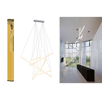SticKitTM  Free Style Dimmable Stick Light Kit